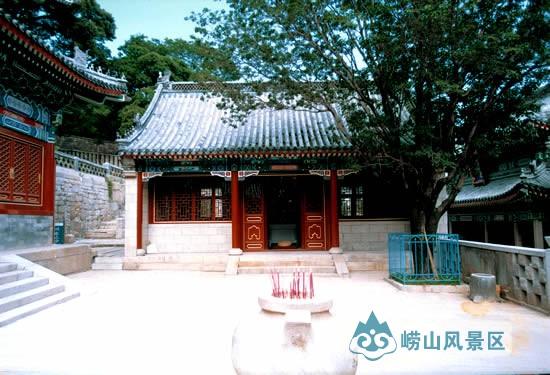华严寺 人文崂山 - 青岛崂山风景区