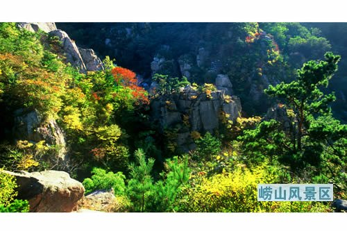 秋:初秋山韵 四季崂山 - 青岛崂山风景区(天上人间