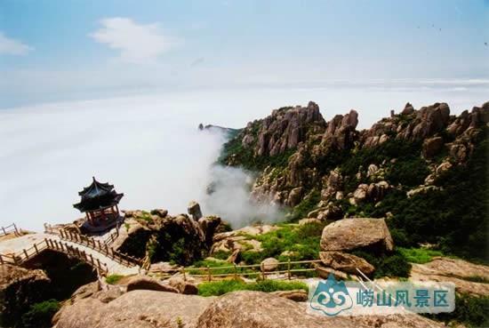灵旗峰|图游崂山 - 青岛崂山风景区