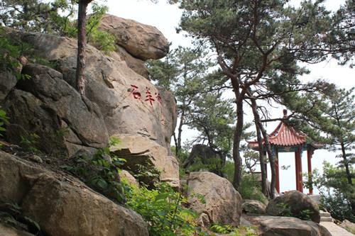 崂山风景区今年以来已投资100余万元,对仰口游览区核心景区的太平宫