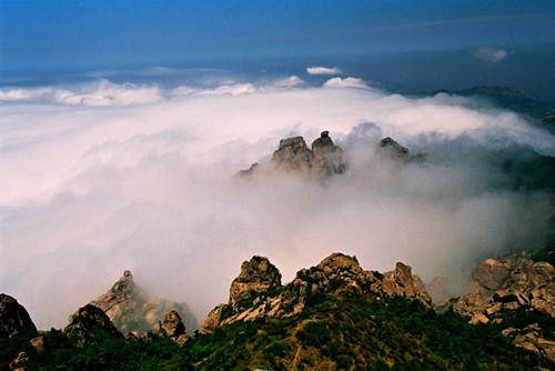 云雾巨峰 - 青岛崂山风景区
