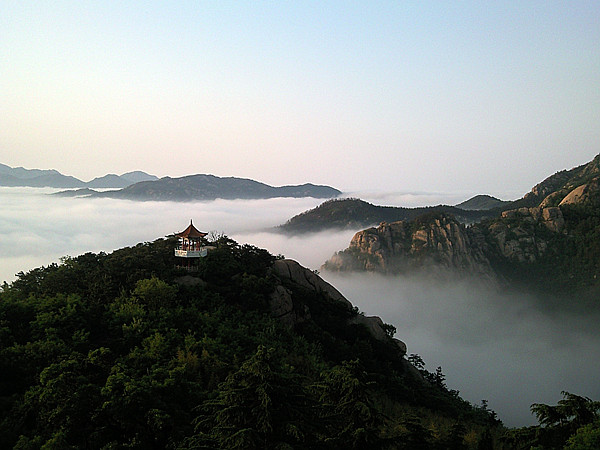 华楼宫|人文崂山 - 青岛崂山风景区